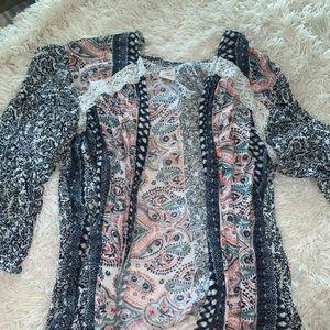 Buckle Sweaters - Kimono